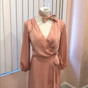 Gal Meets Glam Dresses - NWT Gal Meets Glam Wrap Dress!